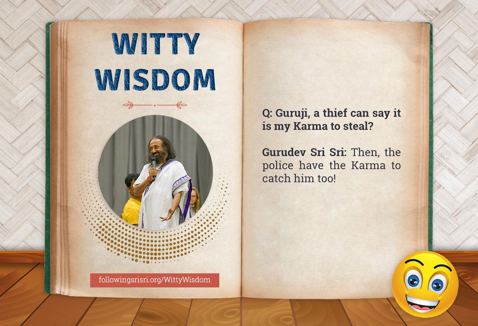 Karma | Witty Wisdom