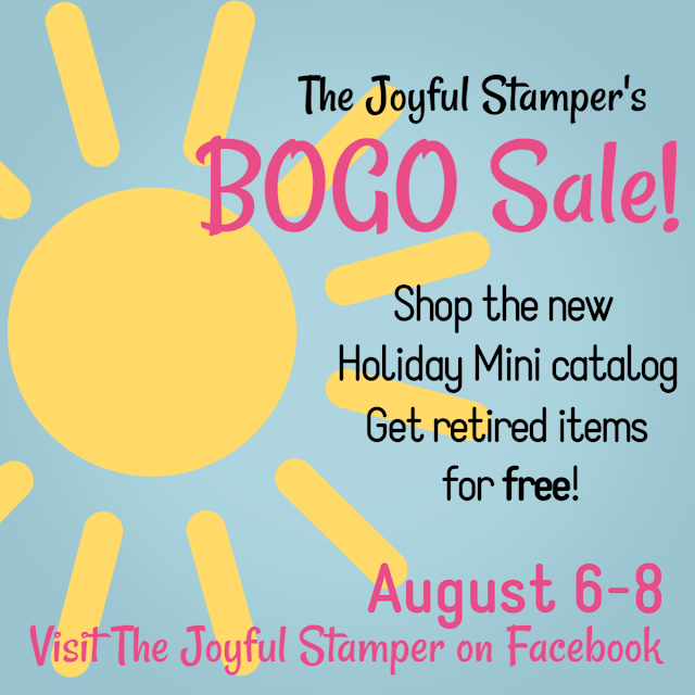buy one get one free sale, stampin' up!, stamping sale, papercrafting sale, crafting sale, retired products, discounts on craft supplies
