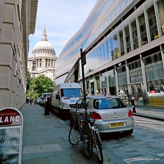 Bicicletas em Londres