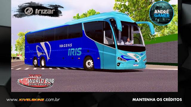 IRIZAR i8 - VIAÇÃO VIAGENS IRIS
