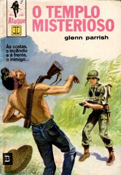 O Templo Misterioso - Glenn Parrish