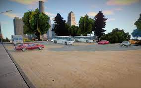 GTA San Andreas Functionally Parking Area