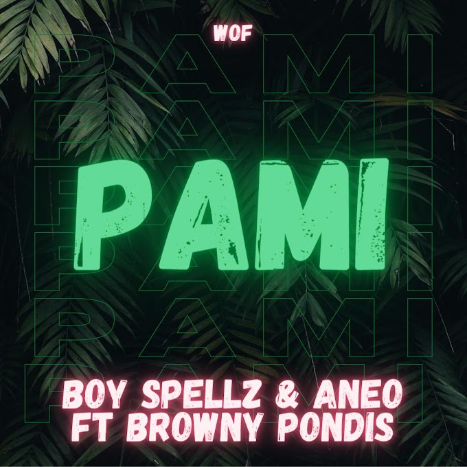 FAST DOWNLOAD : Boy Spellz & Aneo ft Browny Pondis ~ PAMI