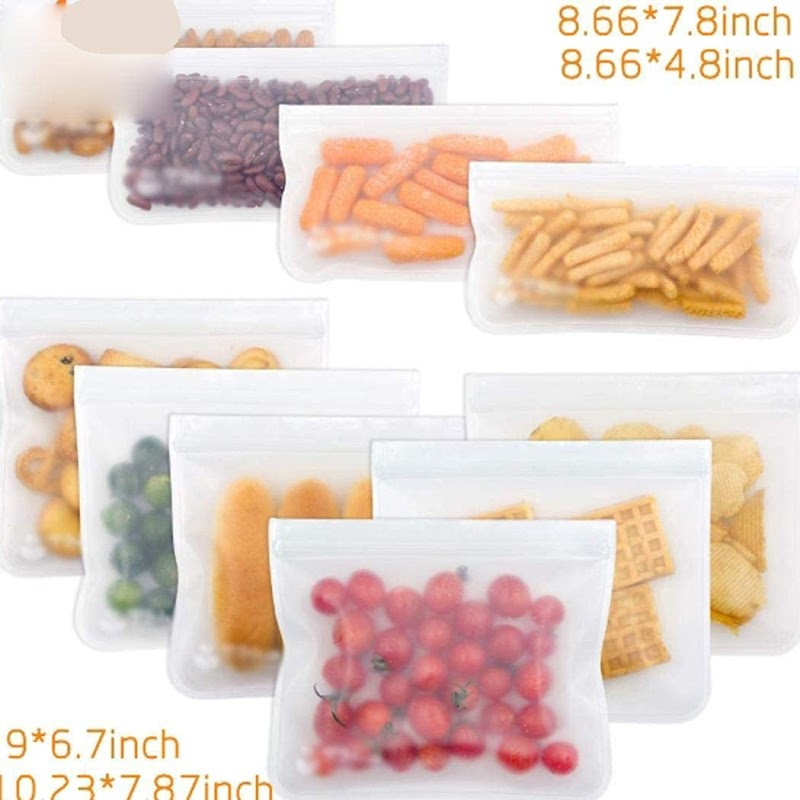 80%  off FDA Grade Reusable Storage Bags