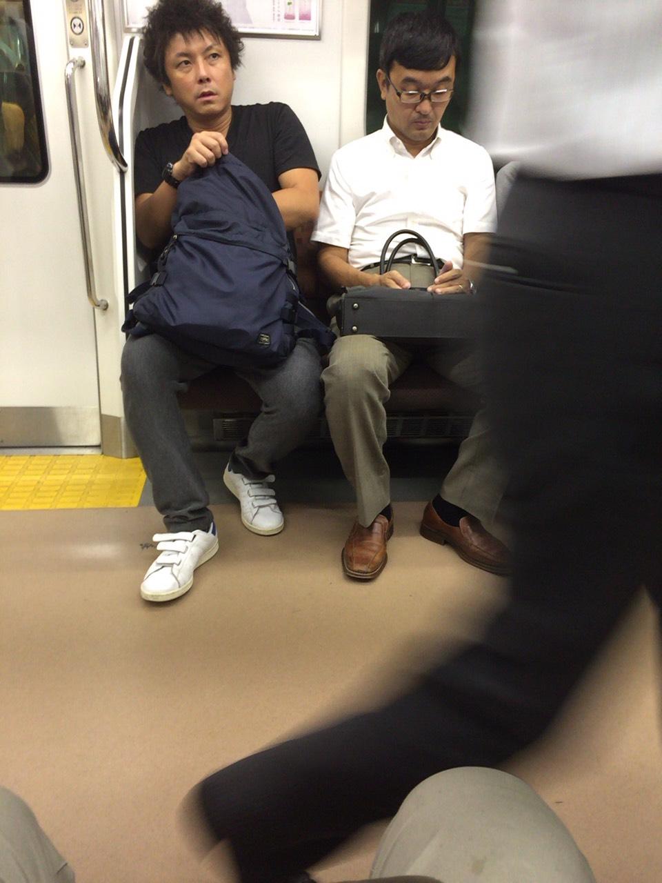 捕獲野生男優!