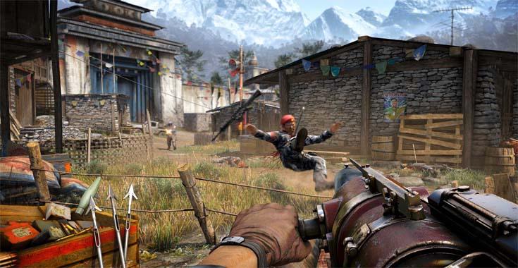 تحميل لعبة Far Cry 4 بروابط مباشرة + تورنت