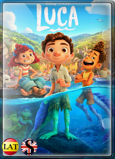 Luca (2021) FULL HD 1080P LATINO/INGLES