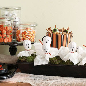 kleenex ghost lollipops