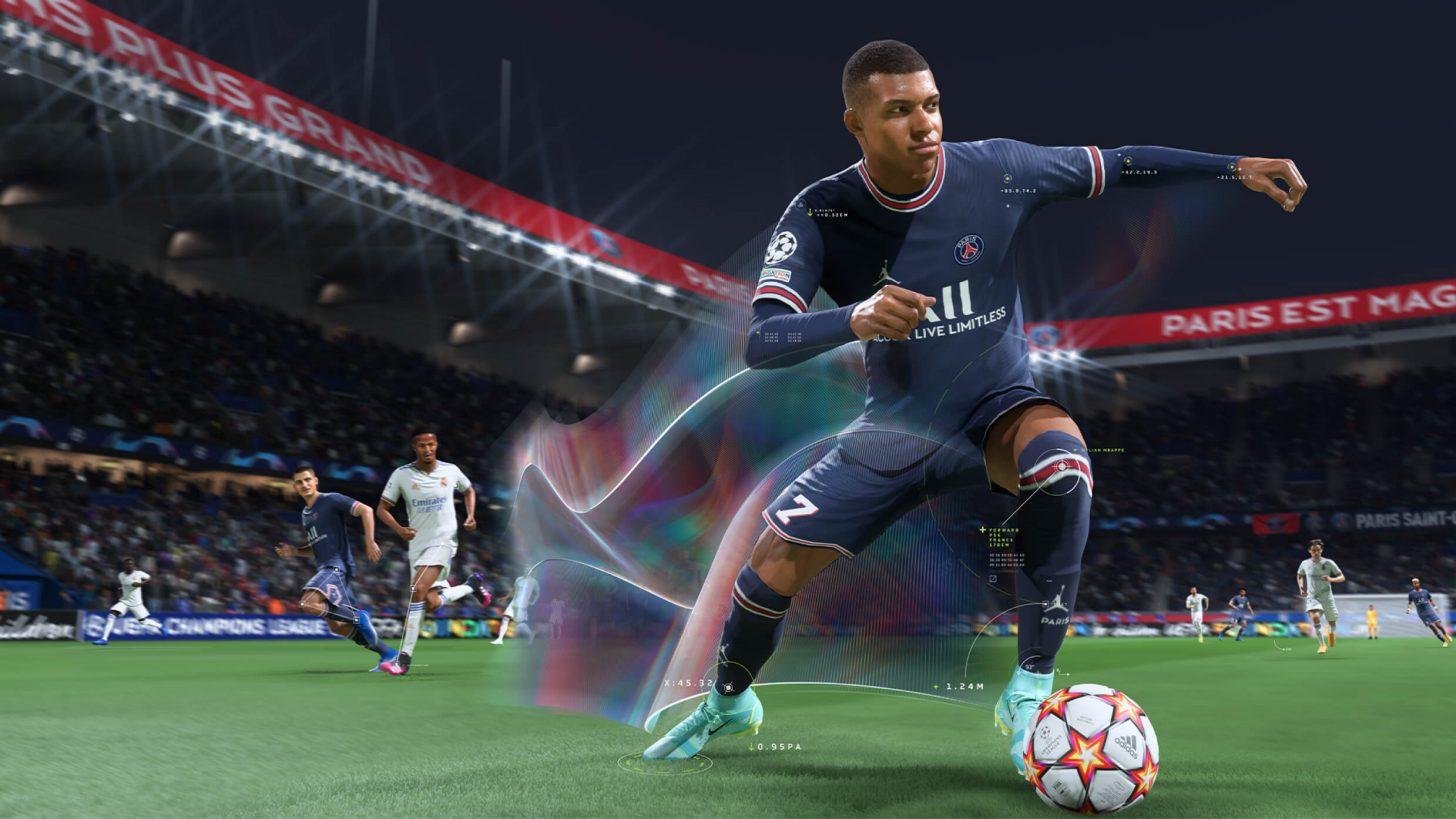FIFA 22 disponibile al download per PC e console   Video
