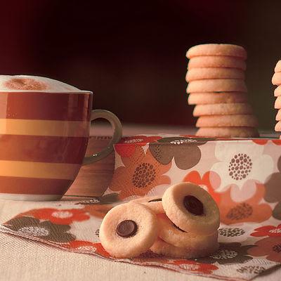 A hora do café hummmm - Foto divulgação