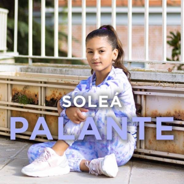 """SOLEÁ PRESENTA """"PALANTE"""" CANCIÓN DE ESPAÑA EN JUNIOR EUROVISIÓN 2020"""