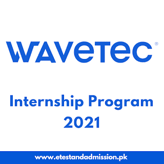 Wavetec Internship Program 2021