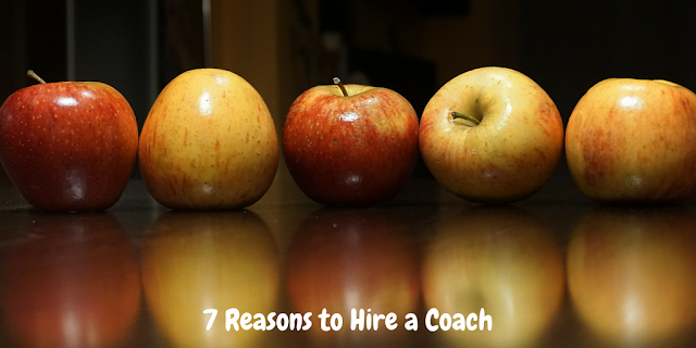 Why Hire a Coach?
