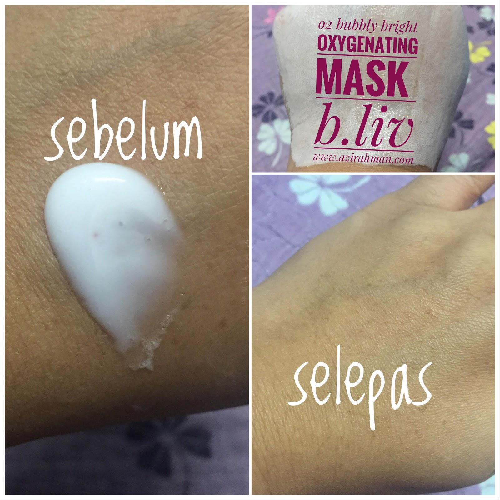 Kulit Muka Lembut, Bersih Dan Licin Dengan B.Liv, produk kecantikan, kulit muka bersih dan cantik, b.liv, produk pembersih muka