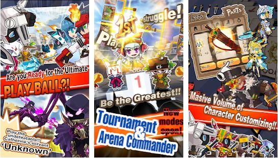 9 Elements Action Fight Ball v.1.23 MOD APK [Unlimited Money/Gold/Diamond] 1