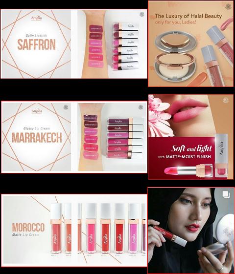 the luxury of halal beauty amalia cosmetics