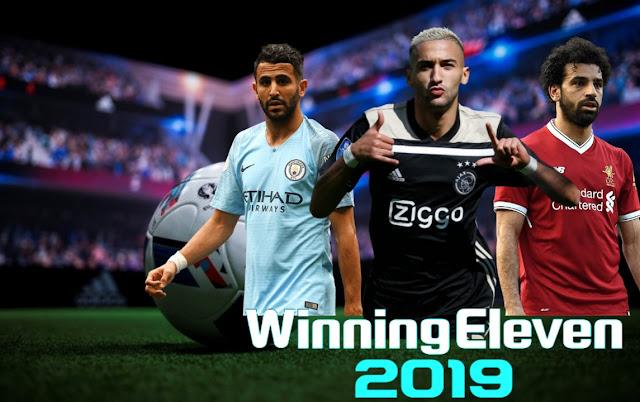 تحميل لعبة Winning Eleven 2019 للاندرويد Download WE 19 Android