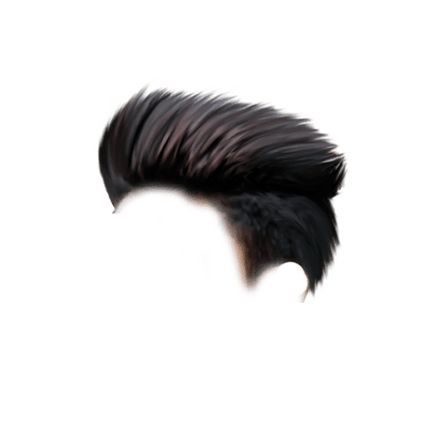Boys CB Hairstyle PNG Free Stock Image [ Download Now ]
