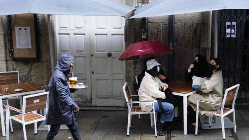 Diputada Nuyado critica atención de público en medio de fuertes lluvias y viento
