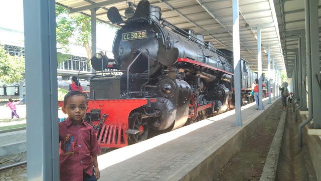 jadwal kereta wisata museum kereta api ambarawa