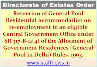 govt+accommodation+re-employment