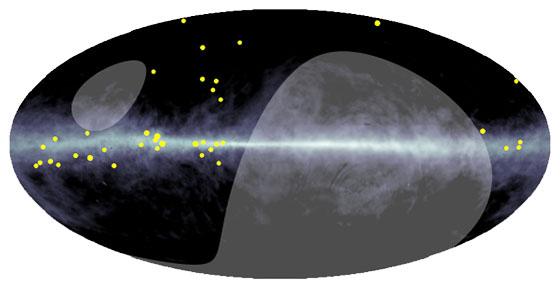 Ανακαλύφθηκαν επιταχυντές σωματιδίων υψηλής ενέργειας στον γαλαξία μας