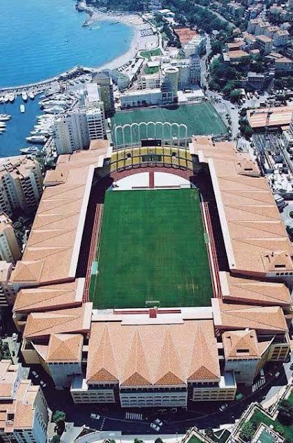 ملعب لويس الثانى فى موناكو