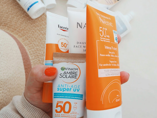 Ranking my sunscreens from best to worst!