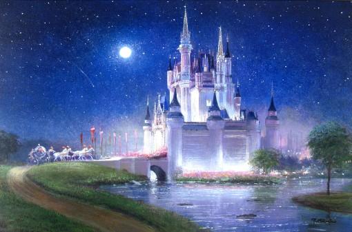 Castle Of Glass - Kastil Kaca