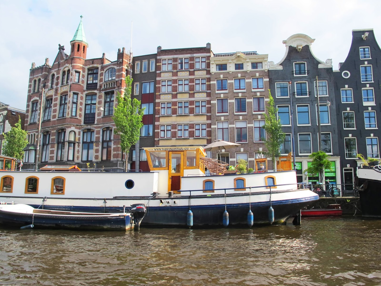 City guide weekend Amsterdam