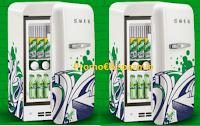 Logo Concorso ''Rinfrescati con Sprite'' : vinci frigo Minibar Smeg!