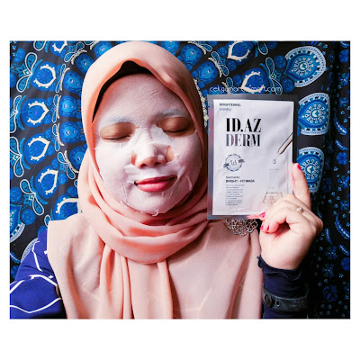 review, review ID.AZ Derm Fit Mask, ID.AZ Derm Fit Mask, ID.AZ Mask, ID.AZ Dermastic Golden-Fit Mask,ID.AZ Dermatic White-Fit Skin, ID.AZ Dermatic Bright-Fit Mask