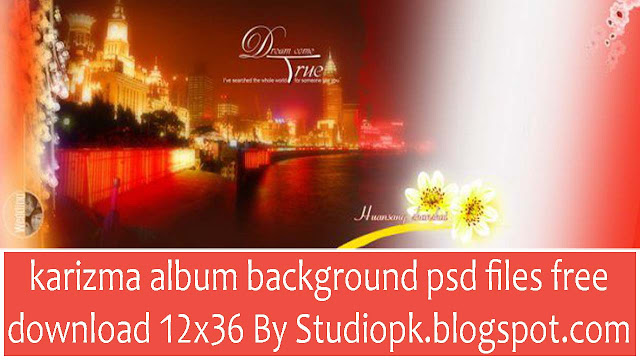 Karizma Background Psd