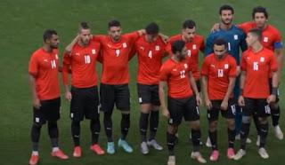 أولمبياد طوكيو:مصر تبدأ مشورها الأولمبي بالتعادل مع إسبانيا