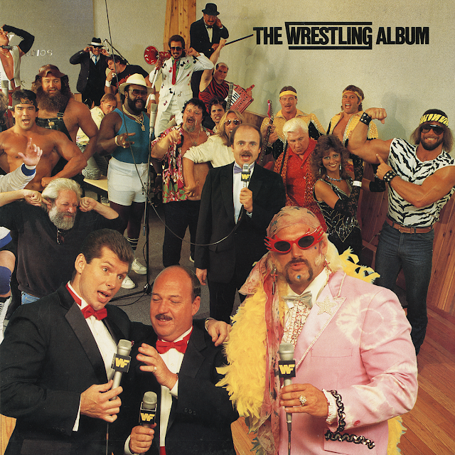 WWF - The Wrestling Album (1985) - A Track By Track Review