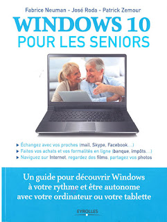 Couverture de Windows 10 pour les seniors