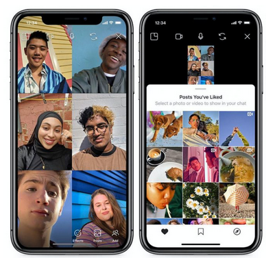 You Can Now Video Chat on Instagram with upto 50