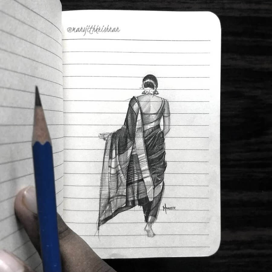 05-Beautiful-Dress-Manojith-Krishnan-www-designstack-co