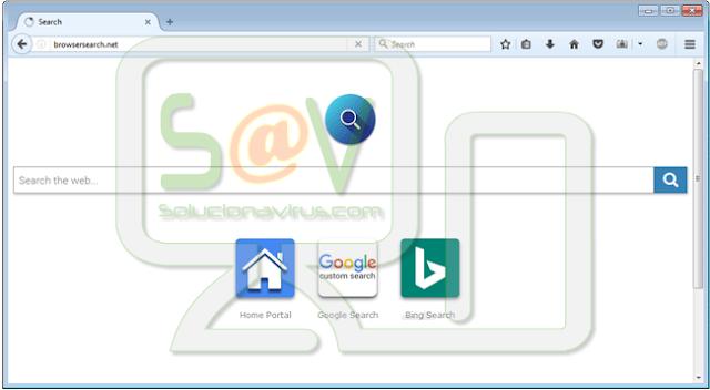 Browsersearch.net (Hijacker)
