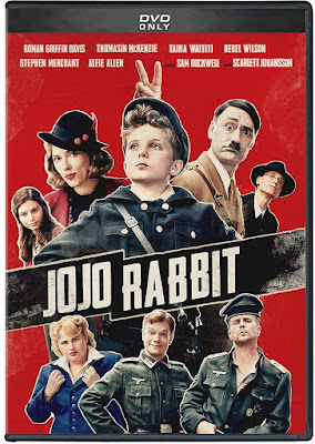 Jojo Rabbit 2019 Dvd