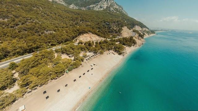 Antalya'da Topçam Plajı Nerede?