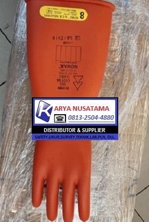Jual Novax Electrical Gloves Size : 8, 9, 10  di Surabaya