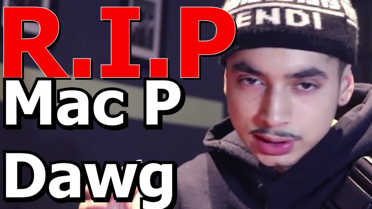 Mac P Dawg Cause Of Death