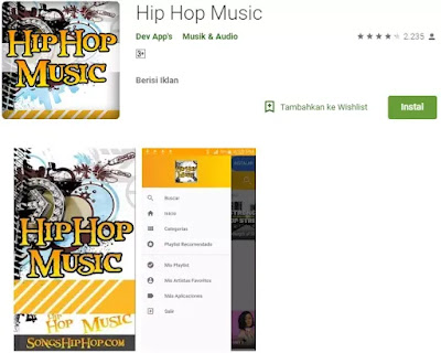 5 Aplikasi Musik Hip Hop Terbaik Android-3