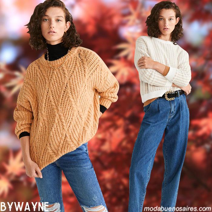 Sweaters tejidos invierno 2020 mujer.