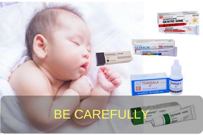 Thận trọng với các thuốc chứa Corticoid