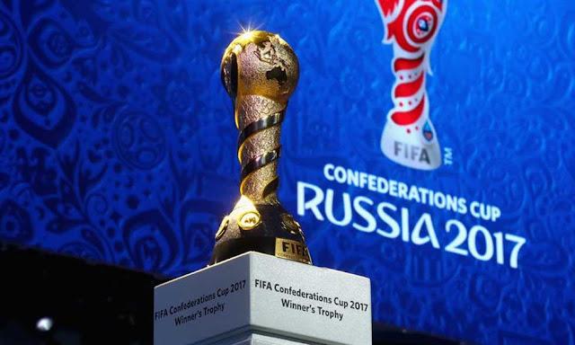 نتائج الجولة الاولى من كأس القارات 2017