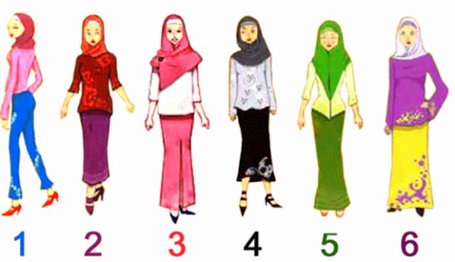 Adab Adab Berpakaian Menurut Ketentuan Islam