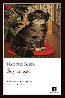 """""""Soy un gato"""" de Natsume Sōseki"""