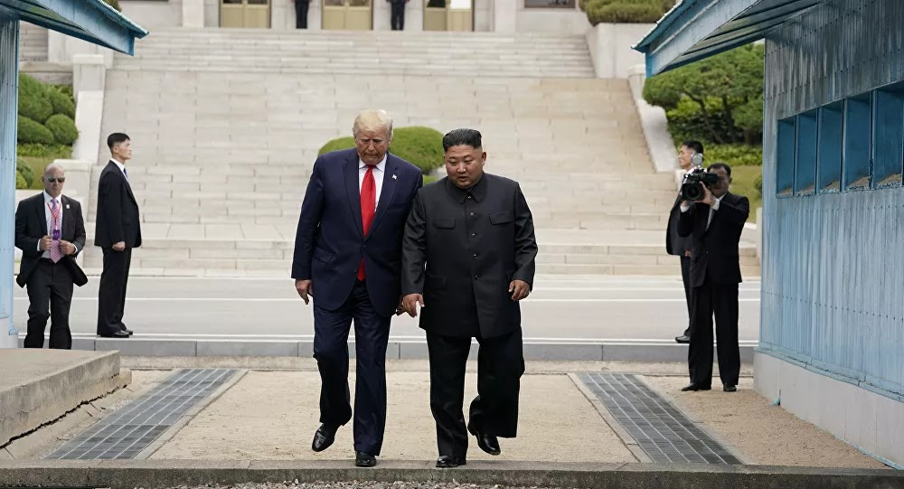 ترامب: كيم جونغ أون يتمتع بصحة جيدة